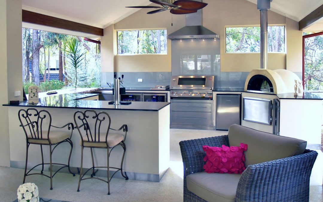 Alfresco Kitchens